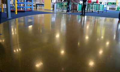 Quitar manchas en suelos de cemento pulido 2 limpieza en - Empresas de limpieza en fuenlabrada ...